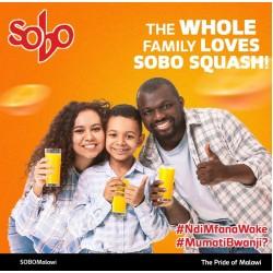 Sobo Pineapple Squash