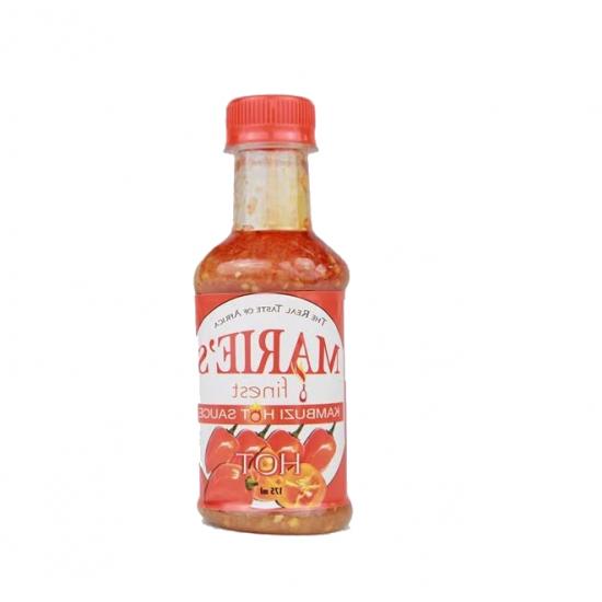 Marie's Finest Kambuzi HOT Sauce