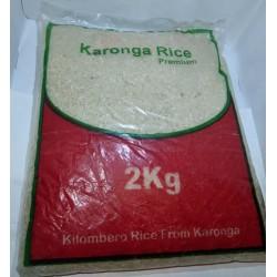 Karonga Kilombero Rice 2Kg