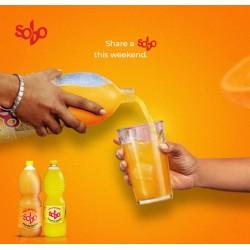 Sobo Orange Squash